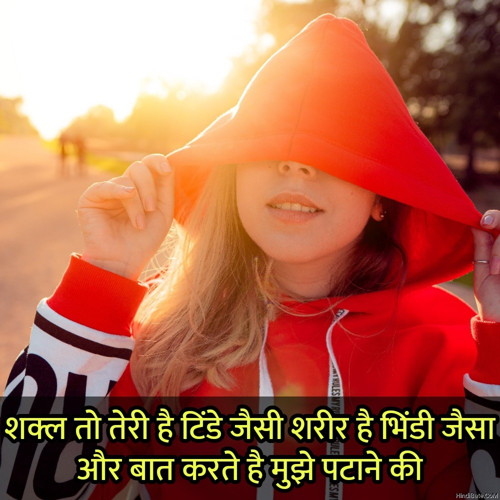 Attitude Status For Girls With Images in Hindi