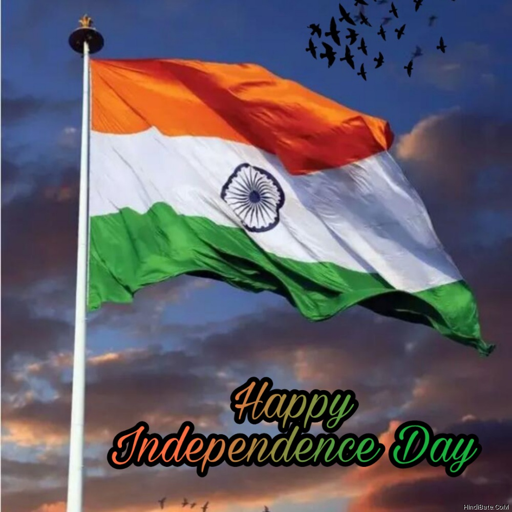 Happy Independence Day Best DP For WhatsApp