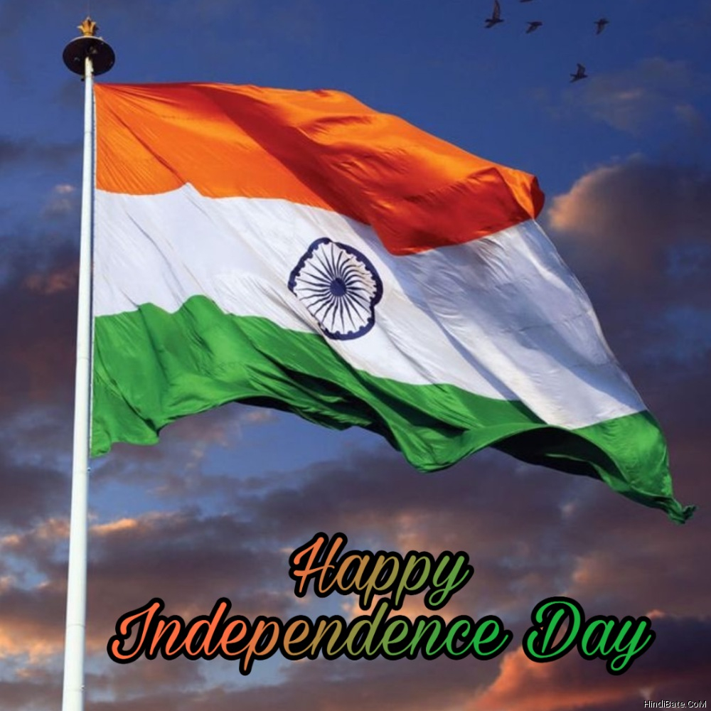 Happy Independence Day WhatsApp DP Download
