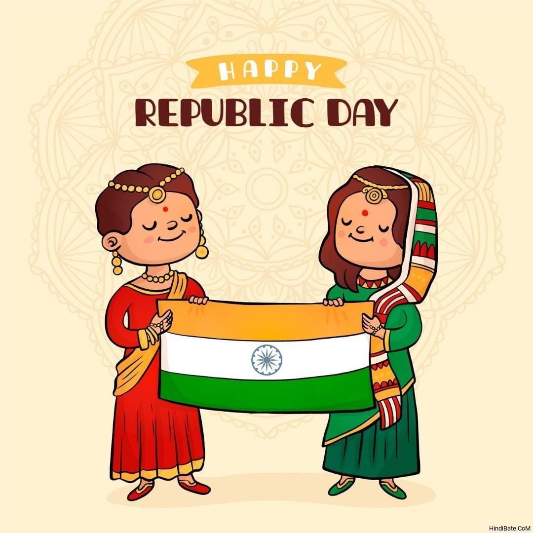 Happy republic day 2021 ke wallpaper download