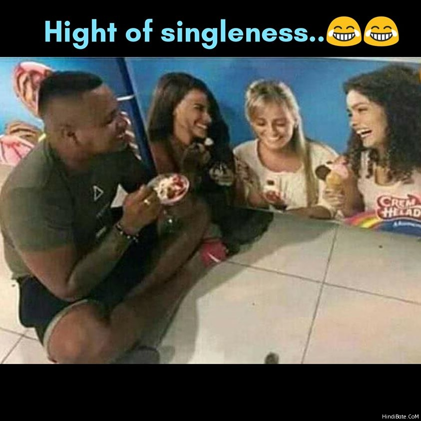 Height of singleness photo